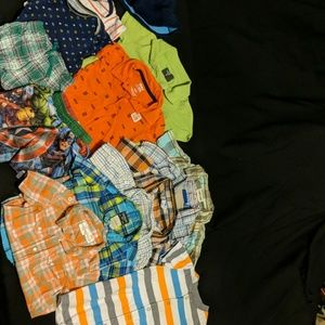 Boys 14 PC summer lot of sz 12mo